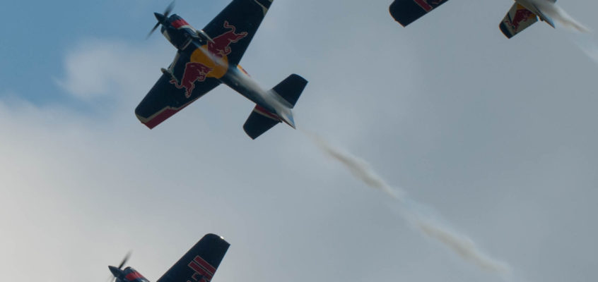Photo of the Day: Heading to Poznań for Aerofestival today