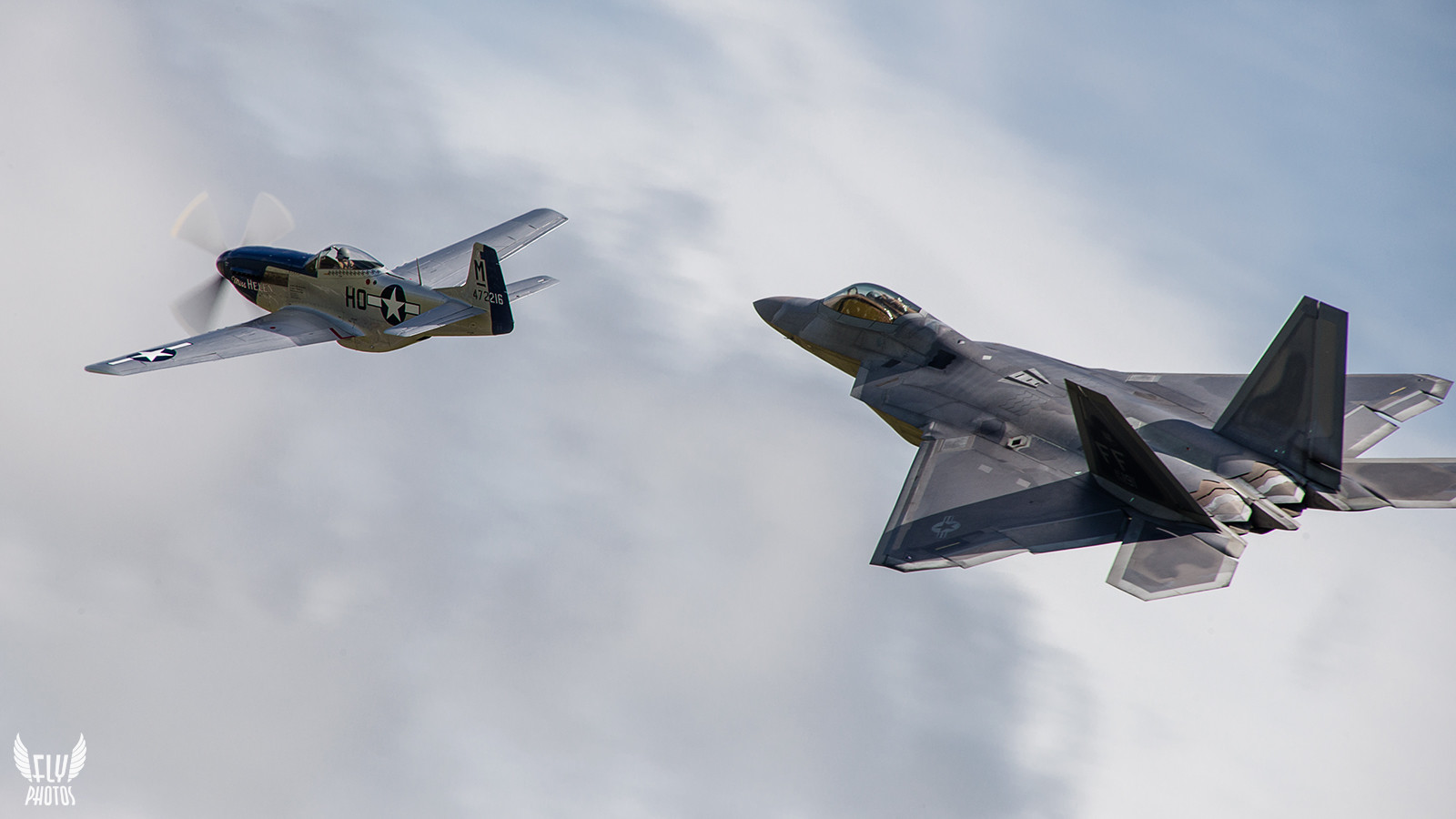 Photo of the day: Unique a duo in Duxford