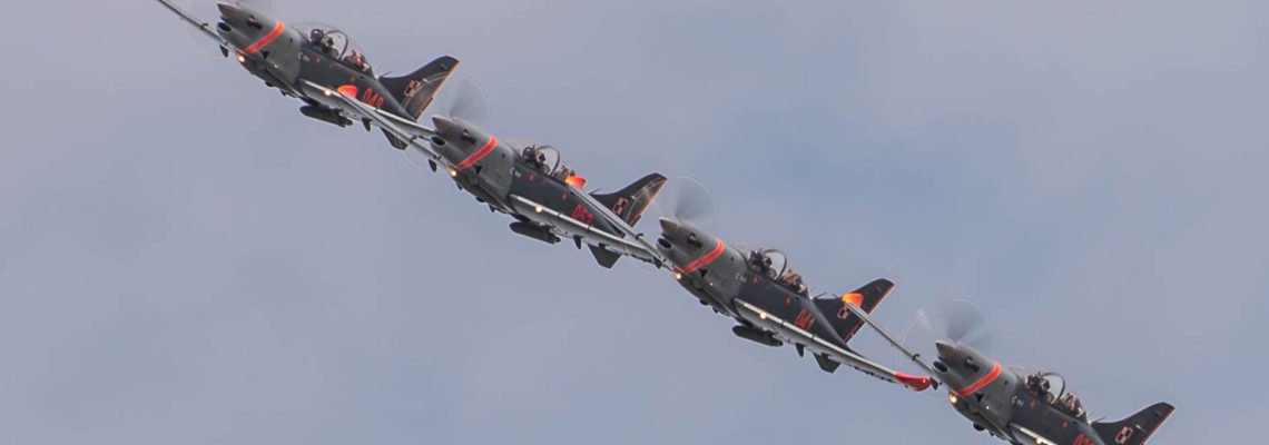 Photo of the day: Aerobatic Team Orlik
