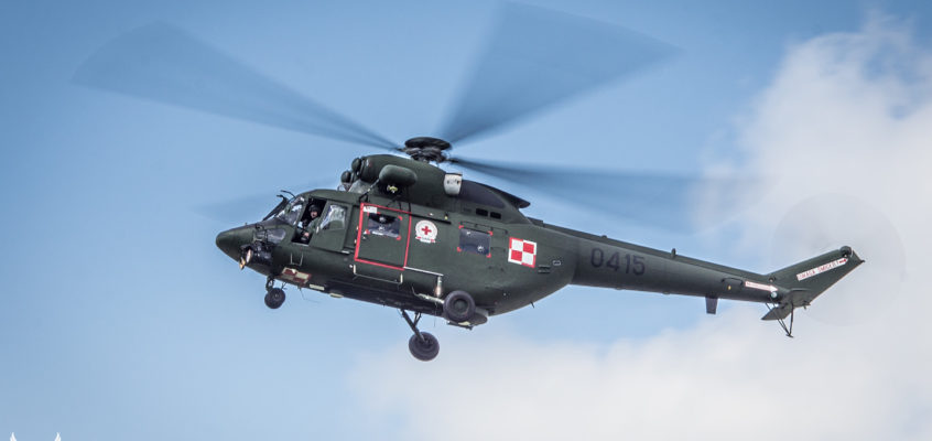 Photo of the Day: Agusta Westaland to the rescue
