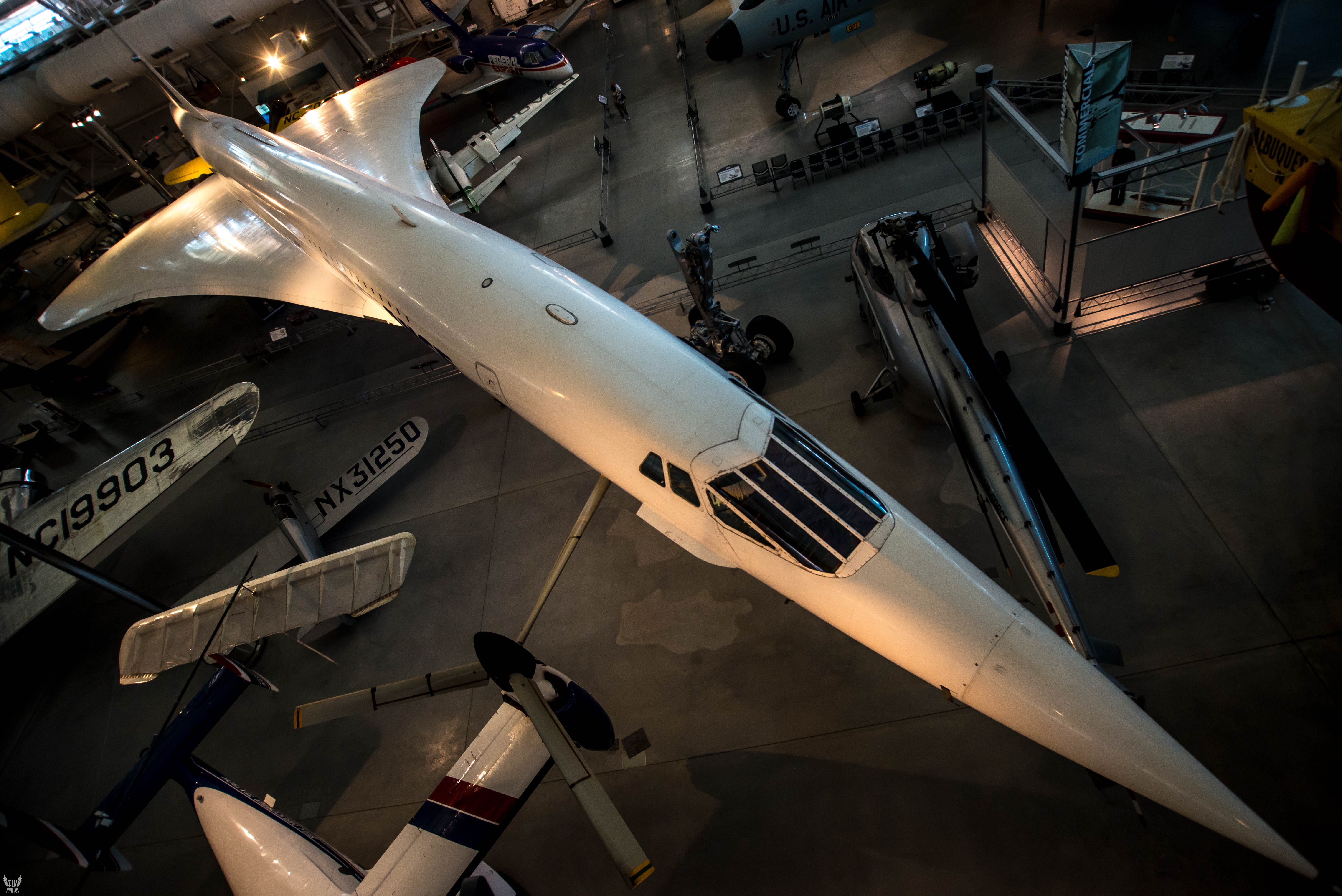 Photo of the Day: Concorde