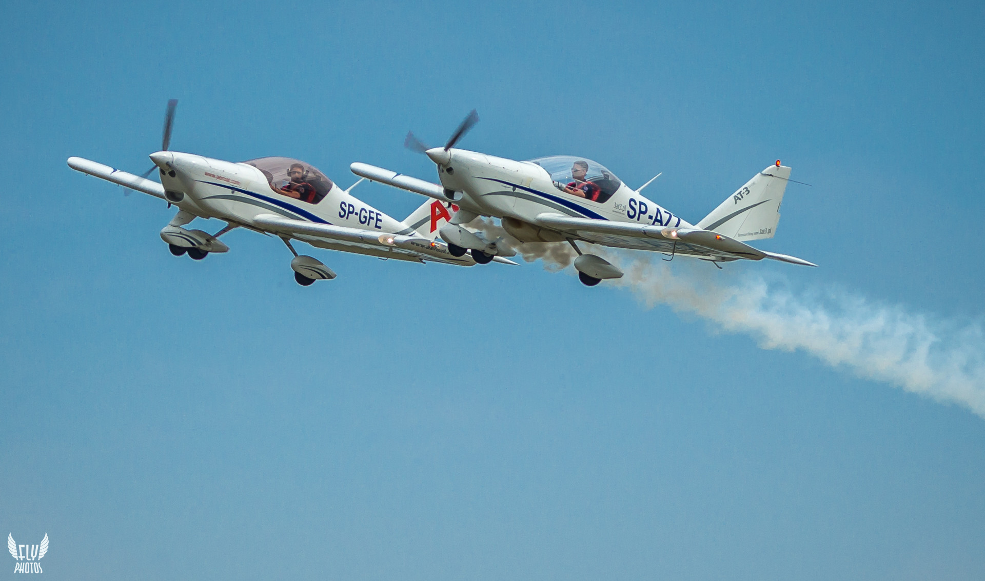 Photo of the Day: Two AT-3