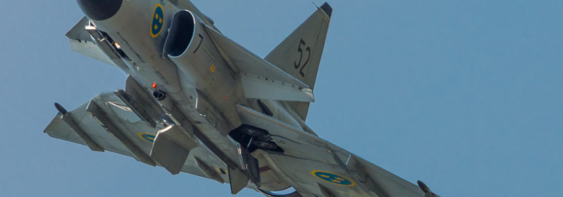 Photo of the Day: Meet the Viggen