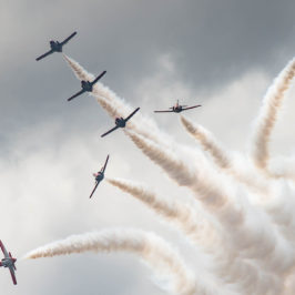 Photo of the day: Patrulla Aguila in Denmark