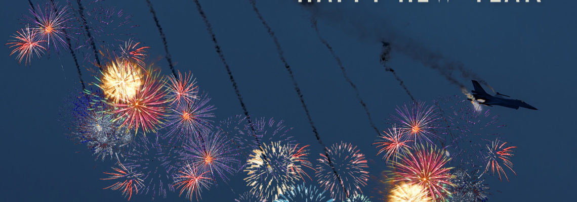 Photo of the Night: Happy New Year!