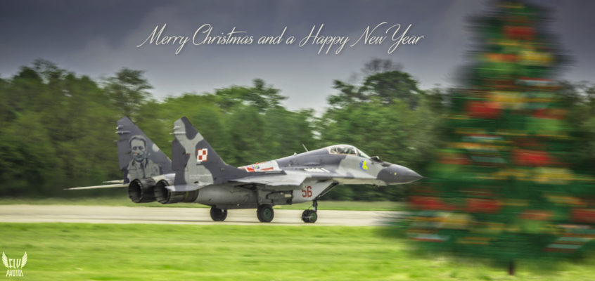 Photo of the Friday: Merry Christmas and a Happy New Year