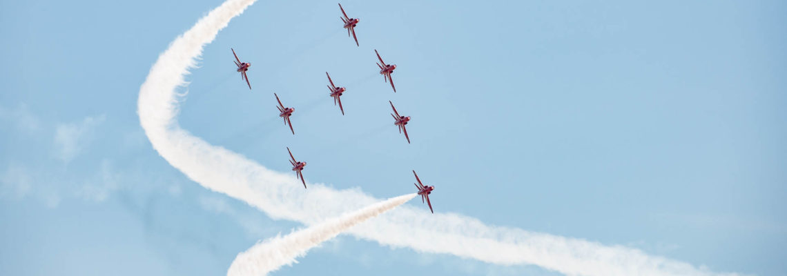 Photo of the day: The Reds!