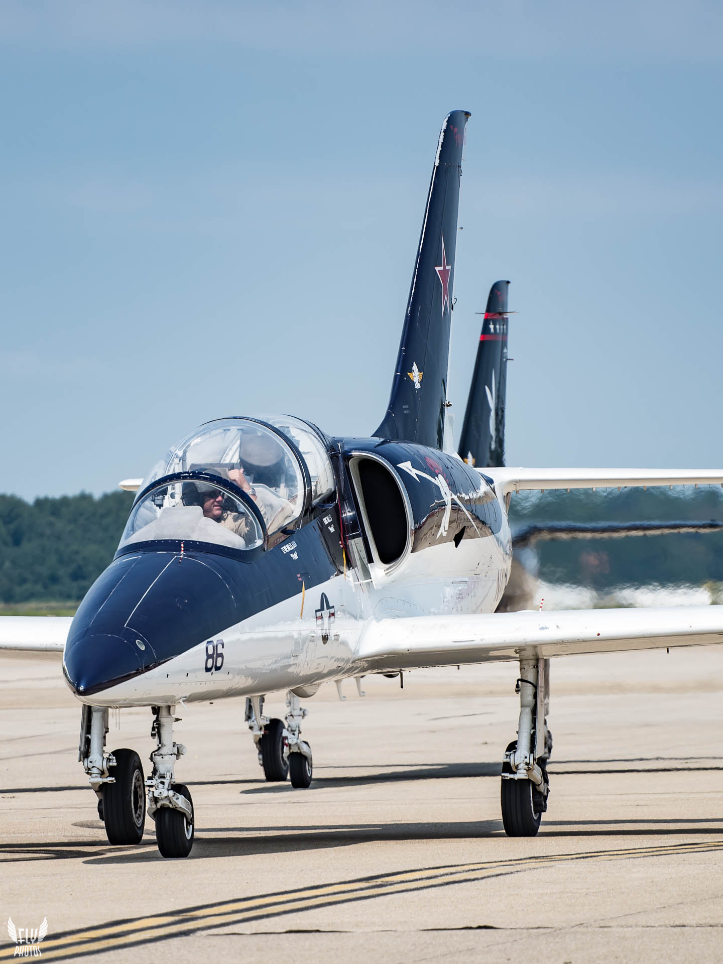Photo of the day: Lazy taxiing on hot day
