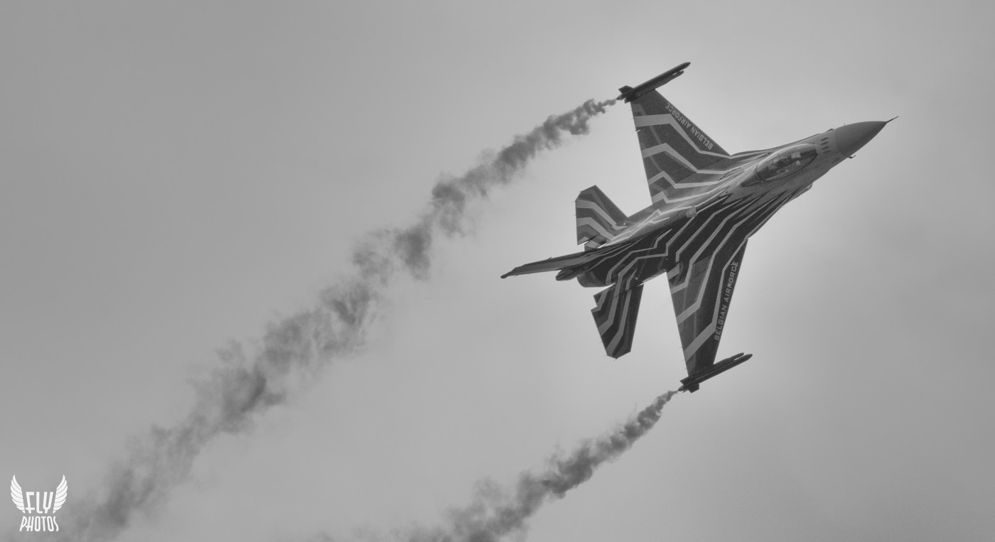 Photo of the Day: F16 start this week