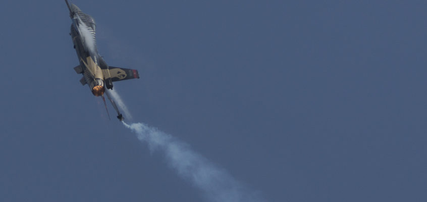 Photo of the Friday: F16 ends this week