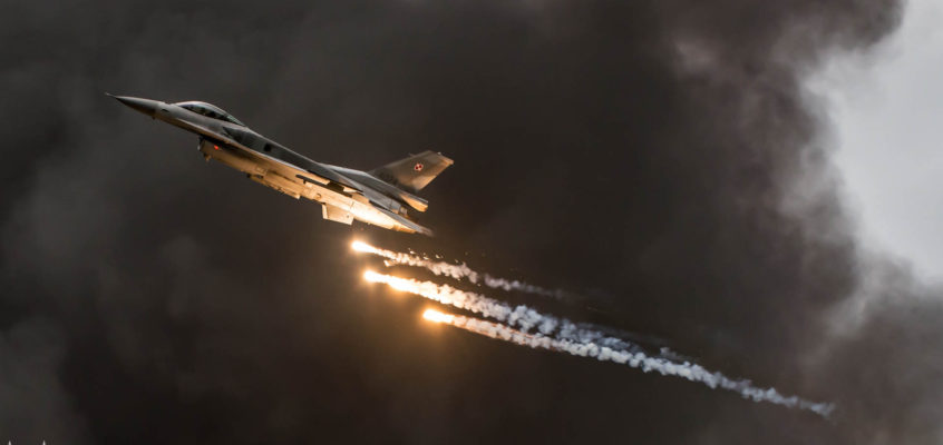 Photo of the Day: F16 Polish Airforce