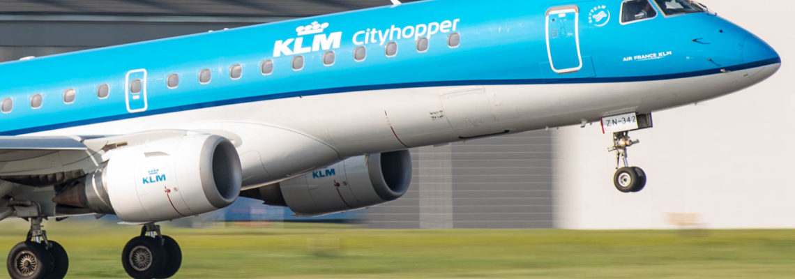 Photo of the Day: KLM starts this week