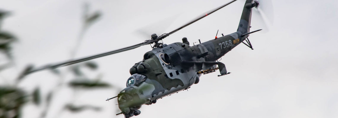 Photo of the day: Czech Air Force camouflage