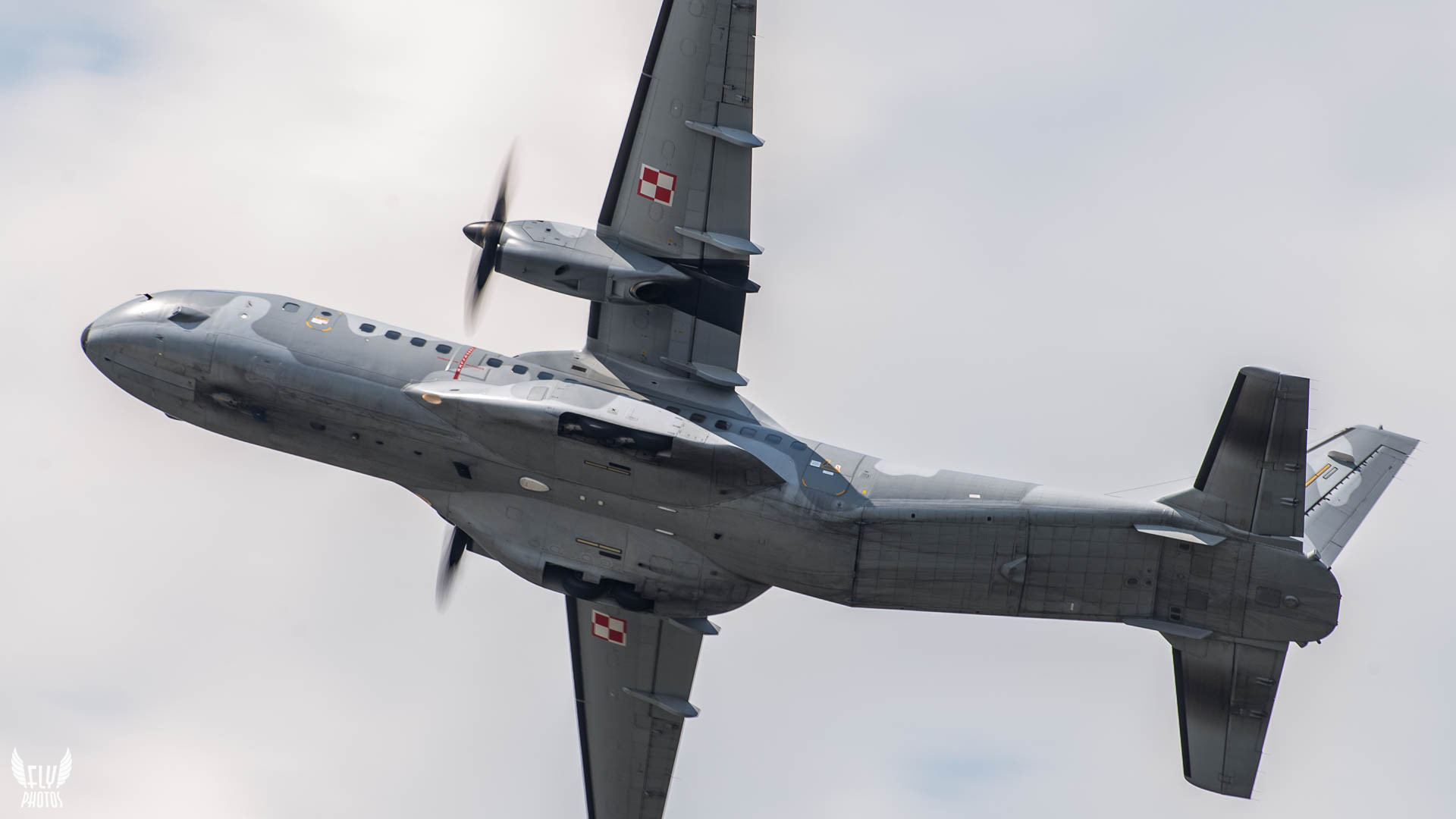 Photo of the day: Polish Air Force Casa