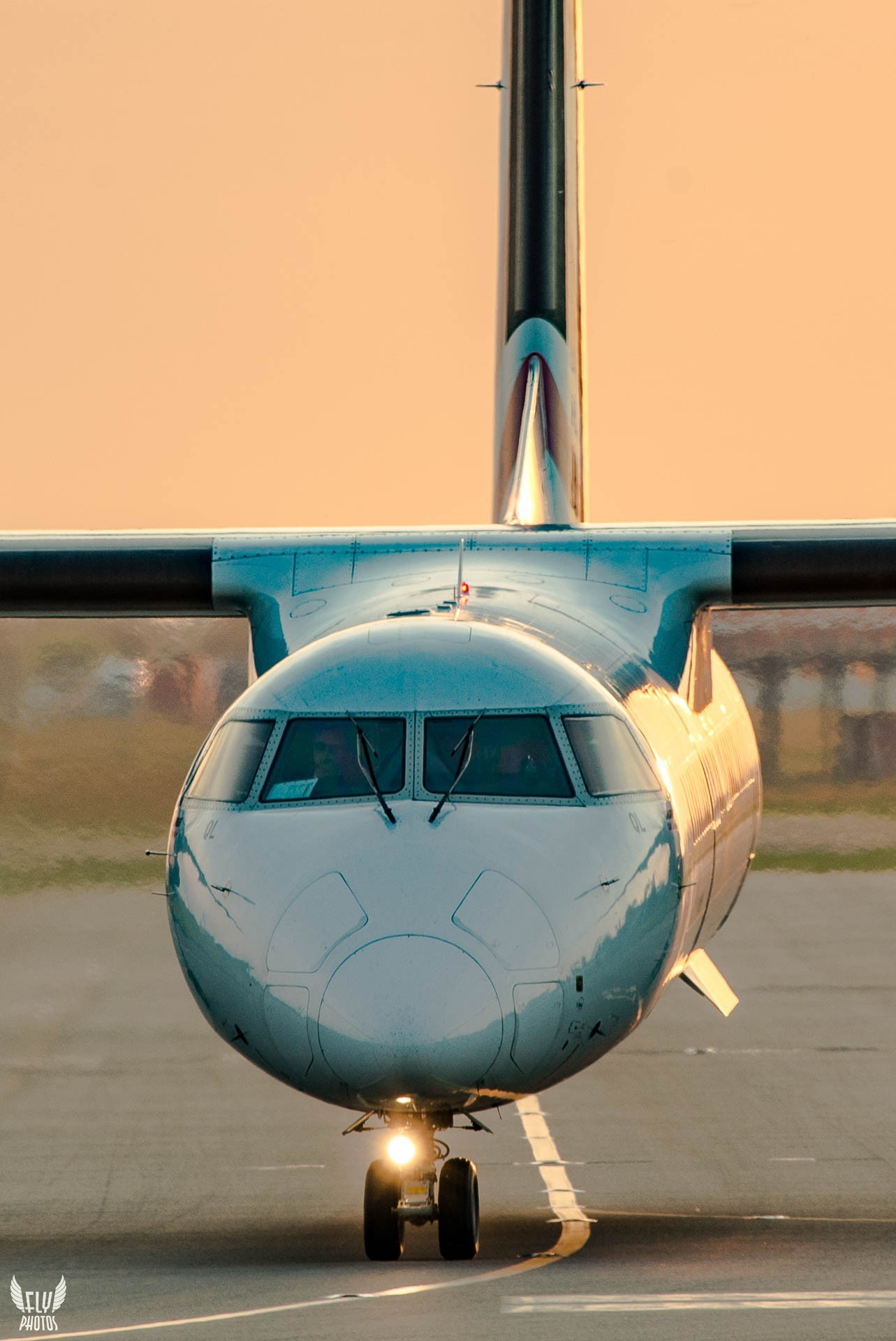Photo of the day: One legged plane