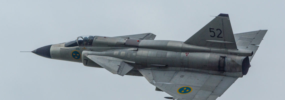 Photo of the Day: Viggen of the Day