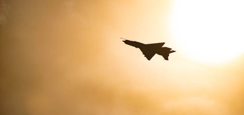 Photo of the day: Sunny MiG