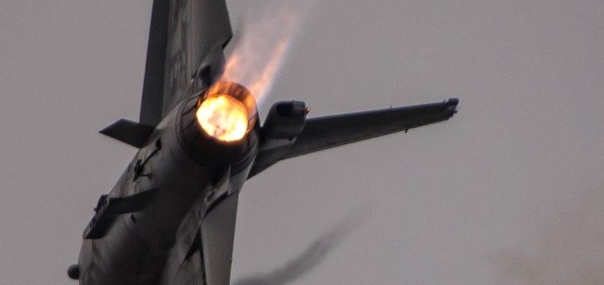 Photo of the dya: Firing up the weekend