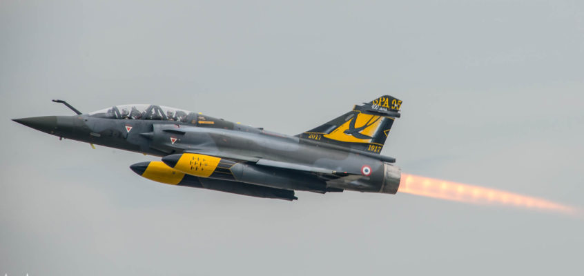 Photo of the day: Full takeoff power demonstration