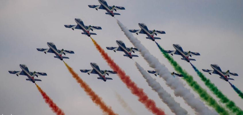 Photo of the day: The Italians!