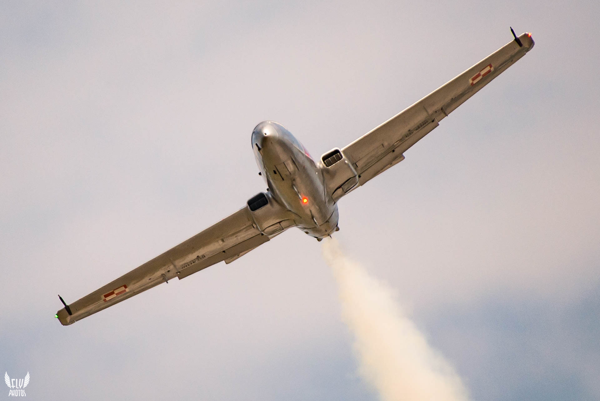 Photo of the day: A beautiful trainer – TS-11 Iskra
