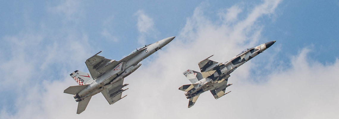 Photo of the day: A pack of Hornets