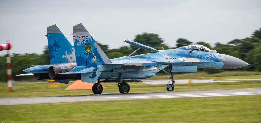 Photo of the day: Ukrainian Air Force at its best