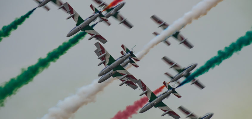 Photo of the day: So many Italians :)